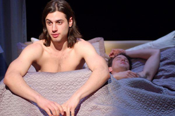 Alex Talks and Mitchell Sleeps