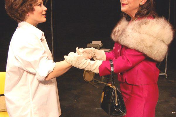 Joan and Vivien Meet